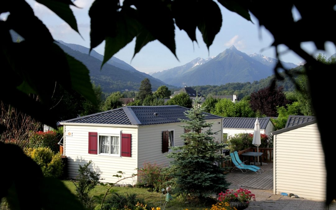 Mobil-Home Tourmalet 2 chambres