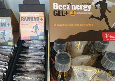 Les produits des ruches de Cauterets Ballot-Flurin