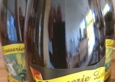 La biere bio Amalthé du Pays