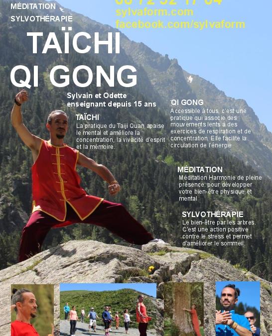 1 nuit Harmonie énergie, médtitation qi gong taichi