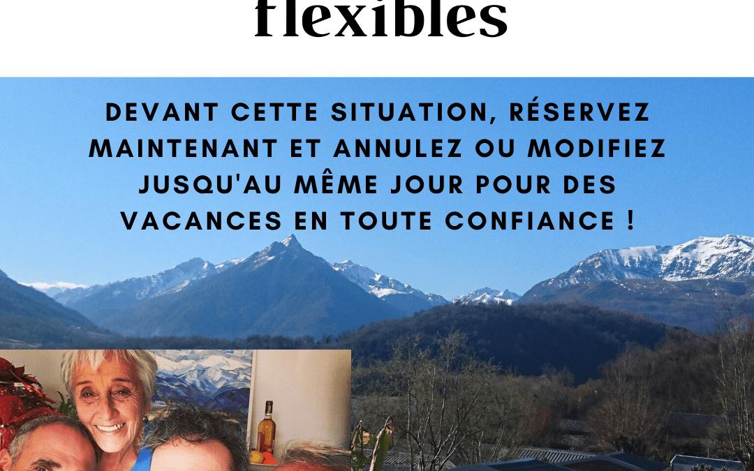 Réserver une location dans les Pyrénées été 2020