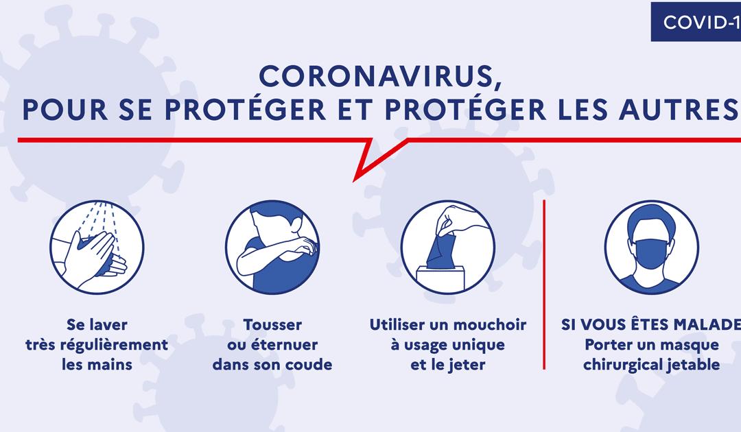 Mesures sanitaires camping en Pyrénées