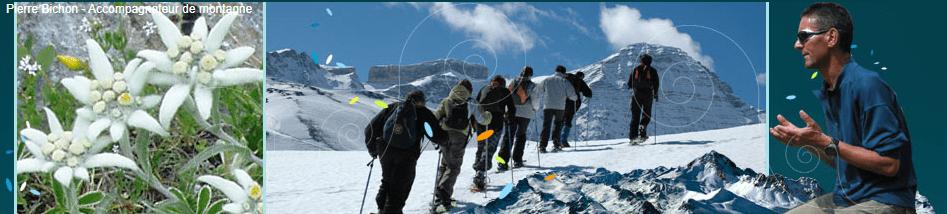 Pierre Bichon – Accompagnateur de montagne