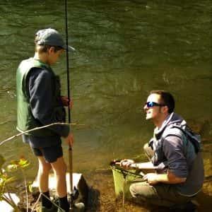 Clément latapie guide de pêche
