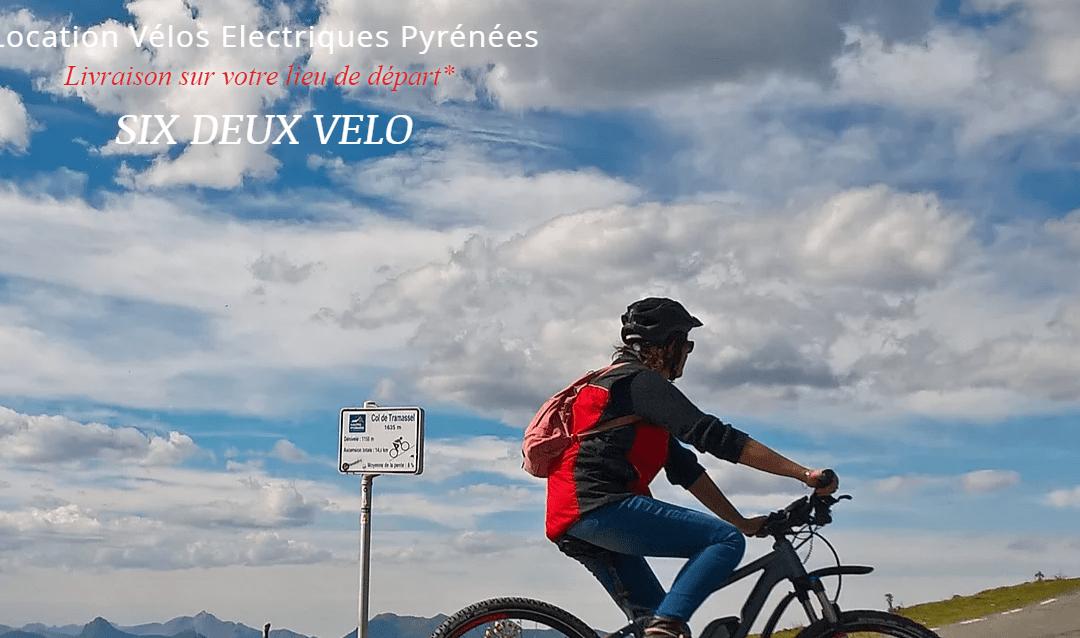 Location Six Deux – location vélo Pyrénées