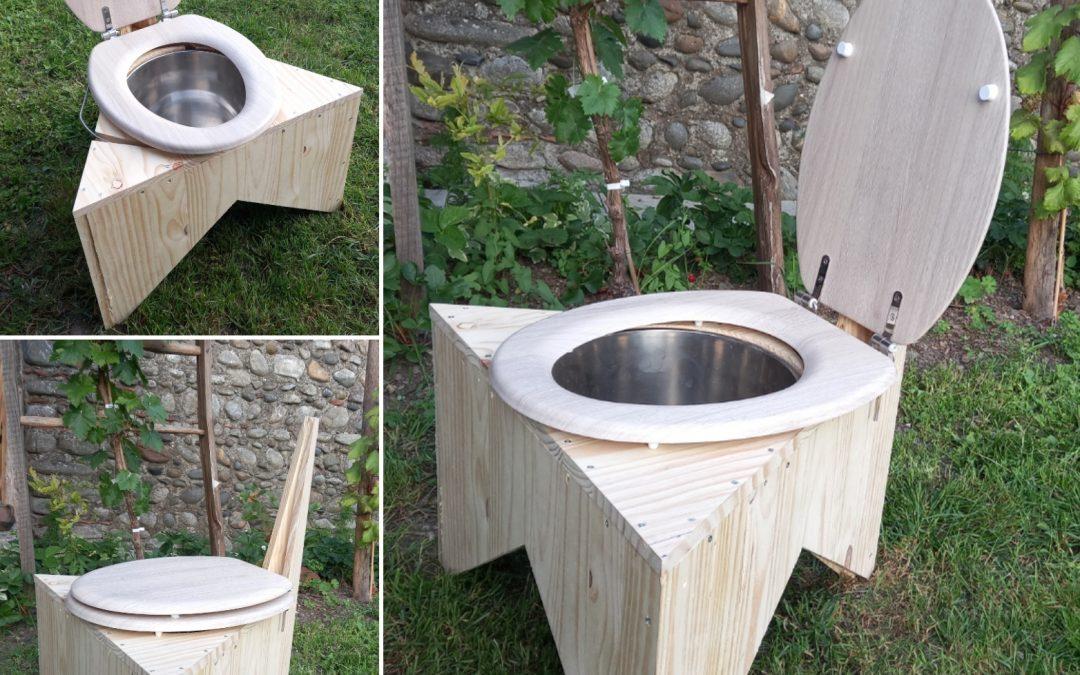 Toilette sèche dans les Pyrénées
