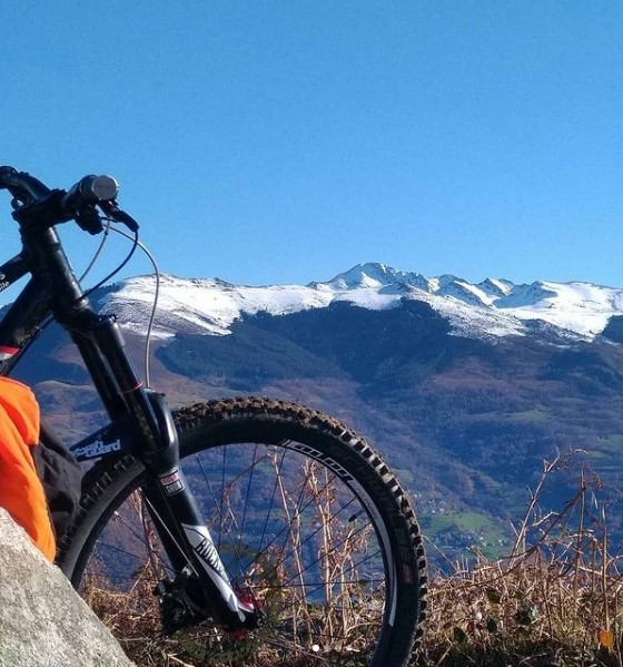 "Traces GPS VTT: Agos-Vidalos – Mont de Gez – ""Gez Bomb"" – Ayzac-Ost"