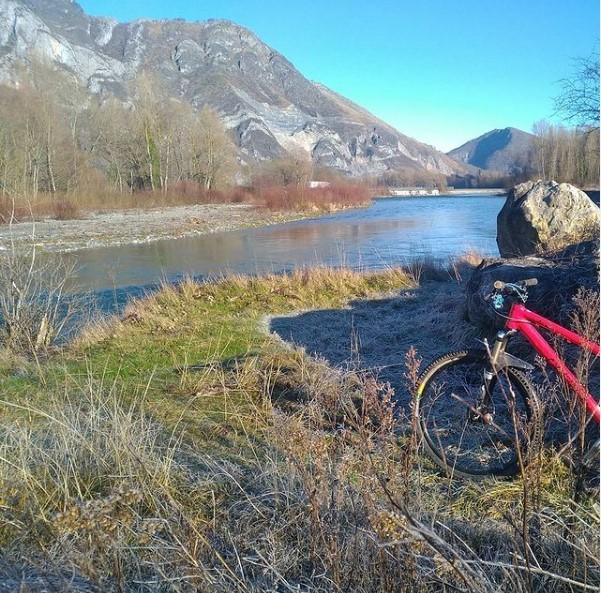 Traces GPS VTT: Agos-Vidalos – Argeles-Gazost – chemin du Balandrau – Ouzous – Agos Vidalos