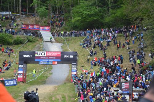 Coupe du monde VTT Lourdes Pic du Jer