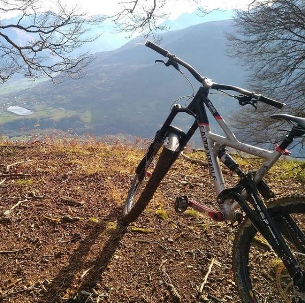 Traces GPS VTT: Agos-Vidalos – Salles – Couraduque – Col de Liar – Mont de Gez – Ayzac-Ost