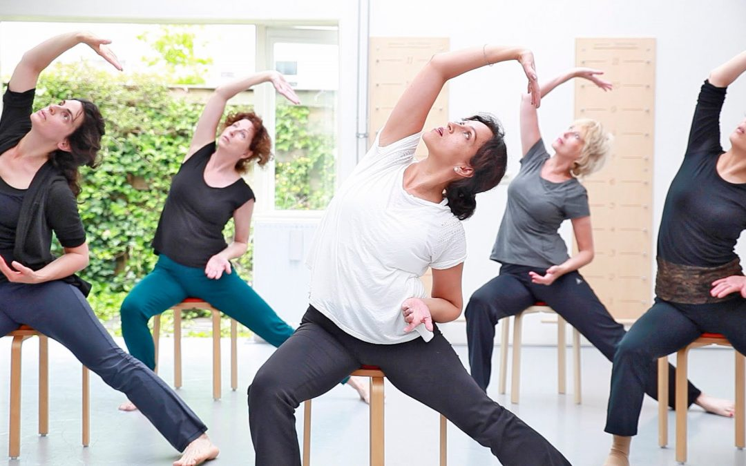 Stage GYROTONIC® le 8 janvier 2022 avec Qi gong